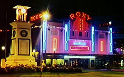 Roxy Cinema, Leeton, NSW,  Australia